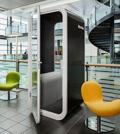 Framery O-puhelinkoppi | Toimistokalusteet | Martela