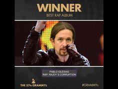 El Rap Winner Nº 1 Pablo Iglesias VS Rajoy