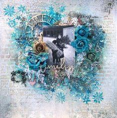 13arts: Winter layout by Anna Rogalska