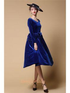 vintage velvet dress - Google Search
