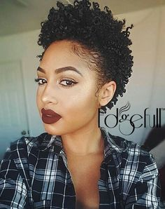 Black Hairstyles For Thin Edges Fair Thinning Hairline Cover Up With Edgefull  Edgefull For Natural