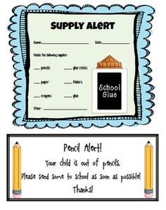 Busy Teacher Forms - 18 forms  $6