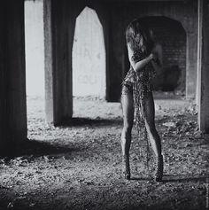 Photo Life is full of fake people by Kristina Kazarina