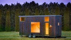 Cute Zen tiny house is a steal at $49K