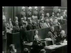 April 11, 1961 – The trial of Nazi Adolf Eichmann begins in Jerusalem.    Documentary:  Hitler's Henchmen - Bureaucrat of Murder - Adolf Eichmann