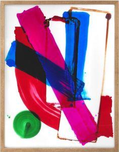 Shibori Lover by Tania Bishop Artisan - showslow: I love you series, Acrylic Paint...