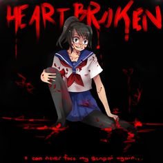HEART BROKEN by WendySakana on DeviantArt