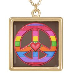 Rainbow-Striped Peace Sign Gold Plated Necklace Easy Diy Crafts, Diy Craft Projects, Diy Crafts To Sell, Golf Crafts, Emo, Best Diy Face Mask, Gypsy, Peace Sign Necklace, Diy Crafts For Teen Girls