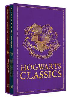 Media of The Hogwarts Classics Box Set