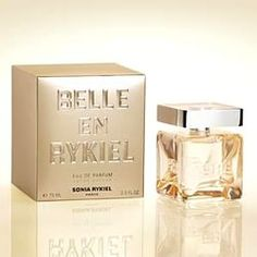 Belle en Rykiel by Sonia Rykiel is a Oriental Spicy fragrance. Top notes are lavender, mandarin orange and red currant; middle notes are coffee, incense and heliotrope; base notes are amber, patchouli, vanilla and mahogany. - Fragrantica <3<3<3