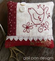 lace pincushions - Google Search