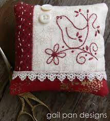 lace pincushions - Google Search