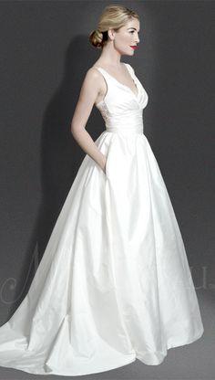 Wedding Dress Of The Day Meadow By Modern Trousseau