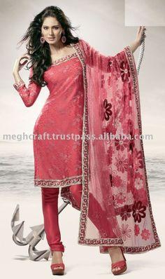 Beautiful Churidar Kameez from Megh Craft Wholesale on Alibaba.com