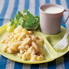 Too-Tasty-to-Be-Good-for-You Cauliflower Mac n Cheese