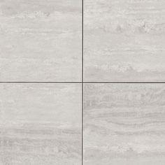 Phoenix x Floor & Wall Tile in Silver By Bedrosian Tile & Stone Ceramic Texture, 3d Texture, Tiles Texture, Stone Cladding Exterior, Wall Exterior, Stone Floor Texture, Terrazzo Tile, Travertine, Stone Flooring