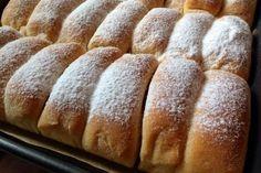 Lekváros bukta Nutri free Mix per Pane lisztből Sin Gluten, Dairy Free, Gluten Free, Hot Dog Buns, Healthy Living, Paleo, Muffin, Bread, Cookies