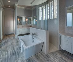 Bathroom Layout. Bathroom Layout Ideas. Bathroom shower, cabinets and tub Layout. #BathroomLayout
