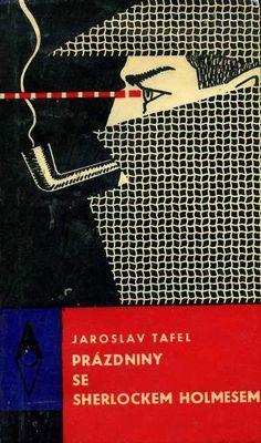 Book Cover Design by Jaroslav Tafel (Česká republika, 1929 - 1973)