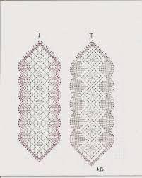 Resultado de imagen de marcapaginas de bolillos