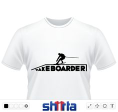 Fuck the norm, the BESTSELLER motives. TOP THEMES that fit on each T-shirt. Funny T-Shirts for everyWakeboard, wakeboarding, wakeboarding, wakeskating, snowboarding, BMX, Extreme Sports,sport,