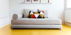 Springfield Yellow Rubber Flooring