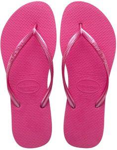 b27b3cdf1 Slim Sandals in Pop Rose by Havaianas - FINAL
