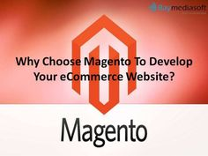 If you are planning to start your own #eCommerce store and confused to select which eCommerce platform. Please have a look we have a solution for this. #whychoosemagento #magento