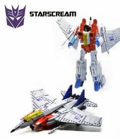 , Orion Pax, Lego, Transformers,Lego Transformers