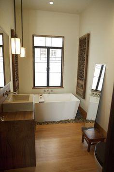 Monterey Street Bath - Contemporary - Bathroom - Abueg Morris Architect