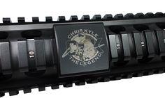Handguard Rail Cover: Chris Kyle - The Legend 3 - Small PERMODIZE® (PMA)