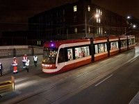 TTC conducts first public test of new streetcar Go Transit, Canada Eh, Physical Geography, Light Rail, Public Transport, Toronto, Baltimore, Bing Images, North America
