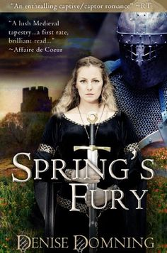 """Free Kindle Book For A Limited Time : Springs Fury - Back To School Free Par-Tay! For Two Days Only, August 8-9th,""""Spring's Fury""""will be FREE! If you like """"Spring's Fury"""" you might also like these other FREE books:""""The Warrior Trainer"""" A female warrior who's destiny is linked with Scotland's. By Gerri Russell.""""Courage Dares"""" Overcoming her tragic past requires facing the dangerous present. By Nancy Radke.""""Dark Lullaby, a Harbinger Short Story"""" Girls are missing. Can a profiler find the…"""