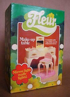 Fleur's Make-up Table
