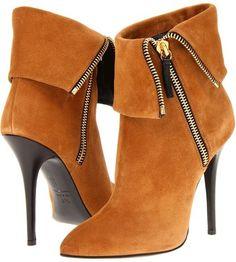 Giuseppe Zanotti high heel ankle boots (booties)