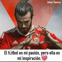 El Fútbol Es Mi Pasión, Pero Ella Es Mi Inspiración