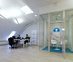 Dynabyte's Stockholm Offices
