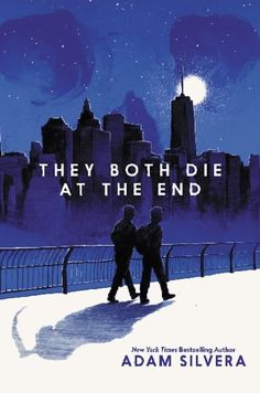 They Both Die at the End - english paperback