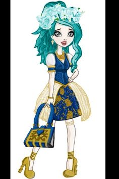 Character update:Hello! I'm Aura Moon, daughter of Belle from Beauty and the Beast. I love to read, write, draw, and paint. Even though I am royalty (sorta), I am definitely a rebel. Reason One: I am not PrissyMcGirlyton. I can get dirty if I need too! Reason Two: I have a BIG secret hidden within the family walls... Anyway, that's me! I look forward to seeing you in the halls (or in the library ^-^)