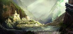 ATLANTEAN GARDENS: Secret City Under Mount Shasta