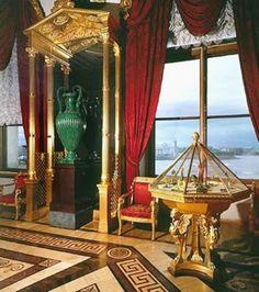 Yusupov Palace on the Moika (St. Petersburg).