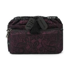 VIP LIMITED EDITION LACE - Fall/Winter 2014-2015 collection www.tintamar.com The original bag in bag. #tintamar #vip #bagorganizer #baginbag #pouch