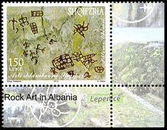 Znaczek: Albania 3402
