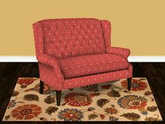 For Paula Deen By Craftmaster Settee And Other Living Room Settees At The Furniture House Of Carrollton In Newnan Bremen Atlanta Ga