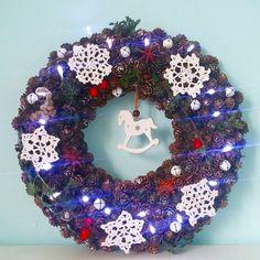 My handmade christmas decorations