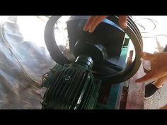 24 kw .self looped genset system 400 vac output three phase 50hz.. - YouTube