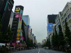 Calles de #Akihabara.