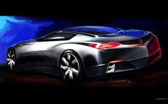 Nice Cars sports 2017: acura advanced sports car concept...  ololoshenka Check more at http://autoboard.pro/2017/2017/04/05/cars-sports-2017-acura-advanced-sports-car-concept-ololoshenka/