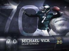Michael Vick - Philadelphia Eagles QB