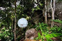 球体型テント Cocoon Tree